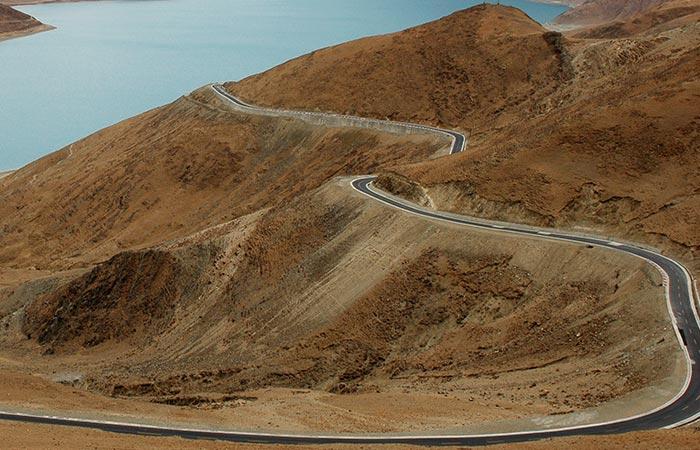 Lhasa and Namtso Lake 5 Days Tour
