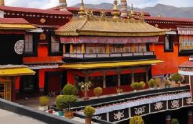 Lhasa Jokhang Temple 1