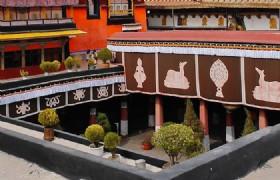 Lhasa Jokhang Temple 4