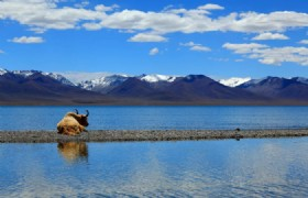 Lhasa Namtso Lake