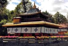 Lhasa Norbulingka 3