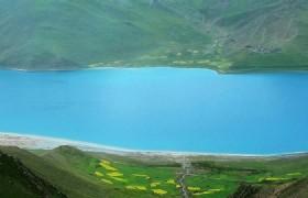 Tibet Yamdrok Lake 3