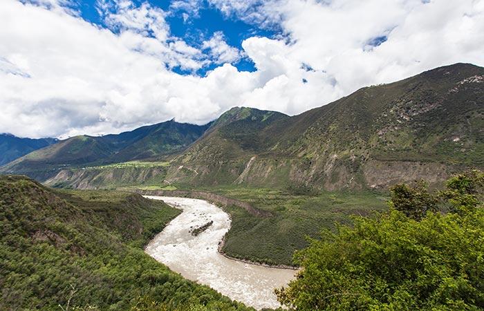 Yarlung Tsangpo River