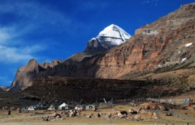 A pilgrimage to Mt Kailash