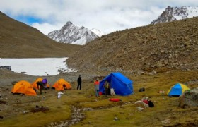 Mt Kailash camp