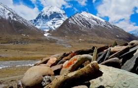 Mt Kailash mani stable peaks