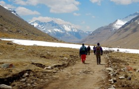 Mt Kailash pilgrimage trail