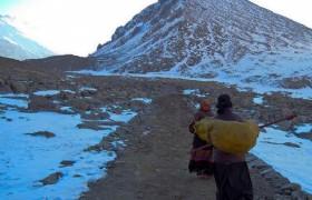 Mt Kailash pilgrims