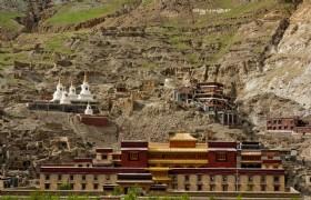 Sakya Monastery exterior