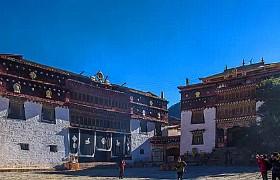Gongga Langjiling Temple