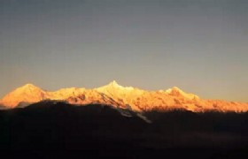 Meili Snow Mountain Sunrise