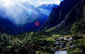 Yubeng Village 2