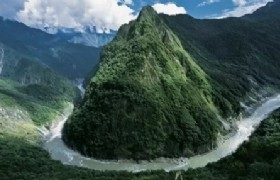 Tsangpo Canyon