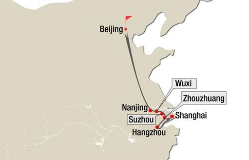 7 Day Shanghai and Jiangnan Muslim Tour