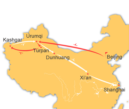 Silk Road Adventure 15 Days Experience Tour