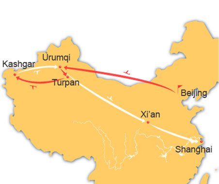 Silk Road Adventure 14 Days Halal Experience Tour