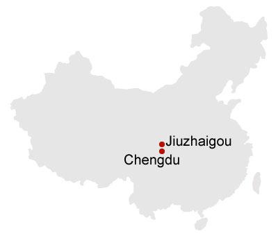 6 Days Chengdu Jiuzhaigou Huanglong Tour By Airasia