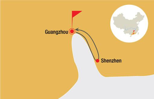 5 Day Guangzhou & Shenzhen Muslim Student Tour