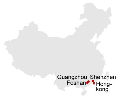Guangzhou Foshan and Zhaoqing 3 Days Tour