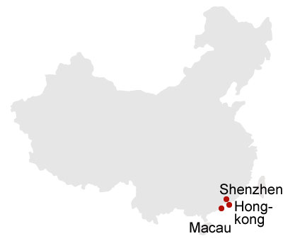 6 Days HKG Shenzhen and Venetian Macau Private Package