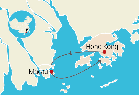 Hong Kong and Macau 4 Days Tour