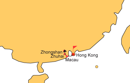 6 Day Hong Kong, Macau, Zhuhai and Zhongshan Greater Bay Area Tour