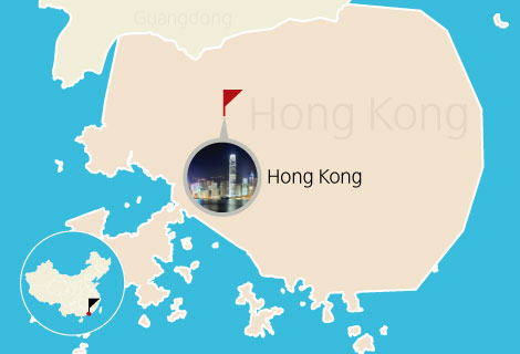 5-Day Hong Kong Tour Including Disneyland and Ocean Park