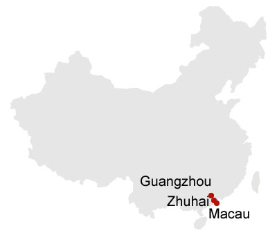 Macau Zhuhai Guangzhou 4Days Tour (For Filipino Traveller)