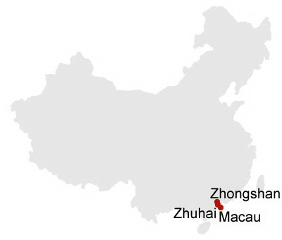 Super Save Macau, Shunde, Zhongshan & Zhuhai 5 Days tour