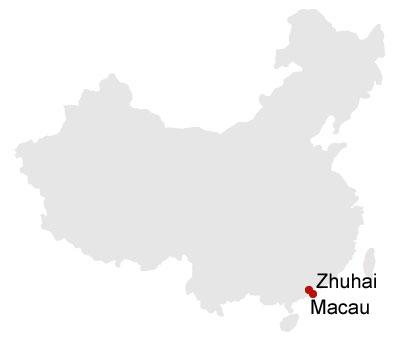 One Day Essence Zhuhai Muslim Tour from Macau