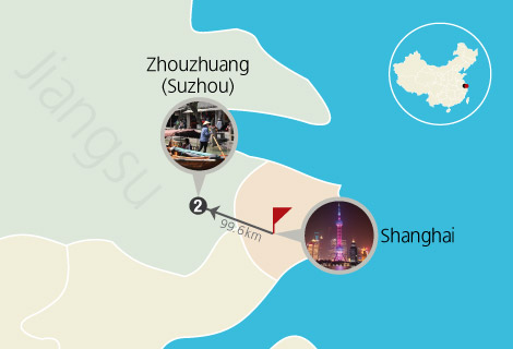 Essence of Shanghai and Zhouzhuang 4 Days Tour