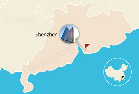 Shenzhen City Tour and Theme Parks