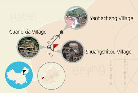 Mentougou and Chuandixia Village Day Tour