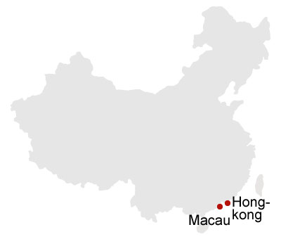 Macau Historic Heritage Sites Tour from Hong Kong