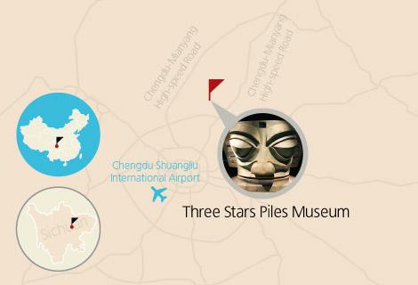 Chengdu Three Piles Museum Half Day Tour