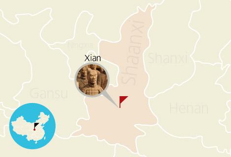 Xian One Day Muslim Tour