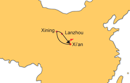 Xian Xining And Lanzhou 7 Days Muslim Tour (Via AirAsia)
