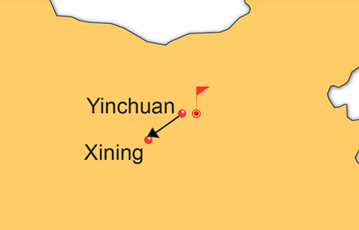 Yinchuan Xining 6 Days Tour