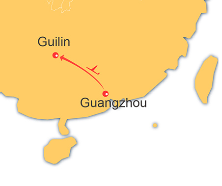 5 Days Guilin and Guangzhou Muslim Tour