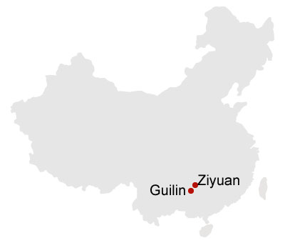 Guilin & Ziyuan Nature Exploring 5 Days Tour