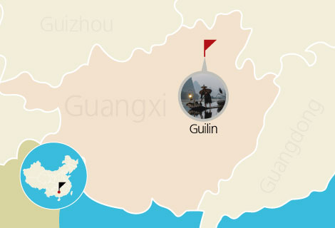 Guilin Golf 4 Days Tour