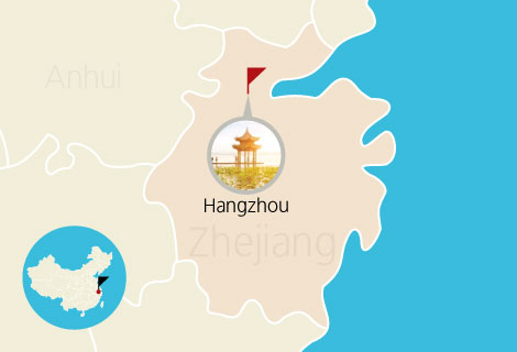 Scenic Hangzhou 1 Day Tour from Shanghai