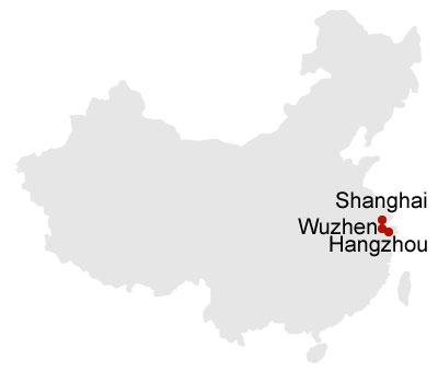 Shanghai Suzhou Hangzhou Wuzhen 5 Days Muslim Tour