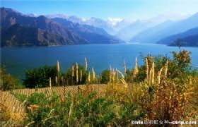 Heaven Lake 1
