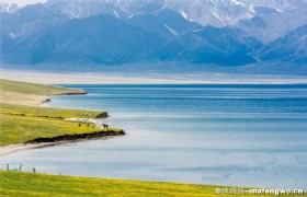 Sayram Lake 4