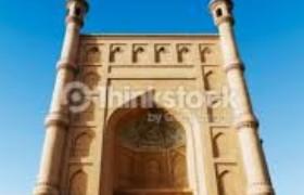 Grand Kuqa Mosque 01