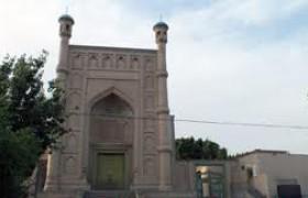 Grand Kuqa Mosque 02