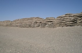 Great Wall of the Han Dynasty 01