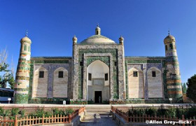 Kashgar Abakh Hoja Mausoleum