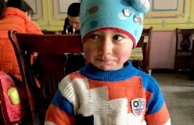 Uzbek child